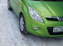 Подержанный Hyundai i20, зеленый перламутр, цена 330 000 руб. в ао. Ханты-Мансийском Автономном округе - Югре, отличное состояние