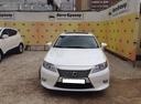 Подержанный Lexus ES, белый, 2012 года выпуска, цена 1 600 000 руб. в Самаре, автосалон Авто-Брокер на Антонова-Овсеенко