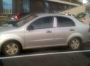 Подержанный Chevrolet Aveo, серебряный , цена 200 000 руб. в республике Татарстане, хорошее состояние