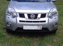 Подержанный Nissan X-Trail, серебряный , цена 800 000 руб. в Ульяновске, отличное состояние