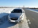 Авто Chevrolet Cruze, , 2011 года выпуска, цена 430 000 руб., Копейск