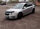 Подержанный Chevrolet Cruze, серебряный металлик, цена 445 000 руб. в Нижнем Новгороде, отличное состояние