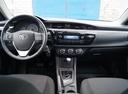 Подержанный Toyota Corolla, черный перламутр, цена 780 000 руб. в Ульяновске, отличное состояние