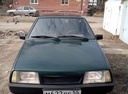 Подержанный ВАЗ (Lada) 2109, зеленый металлик, цена 85 000 руб. в Омске, хорошее состояние