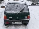 Подержанный ВАЗ (Lada) 1111 Ока, зеленый , цена 33 000 руб. в Челябинской области, хорошее состояние