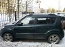 Подержанный Kia Soul, зеленый металлик, цена 500 000 руб. в ао. Ханты-Мансийском Автономном округе - Югре, хорошее состояние