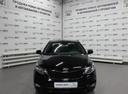 Подержанный Kia Rio, черный, 2017 года выпуска, цена 560 000 руб. в Уфе, автосалон Браво Авто