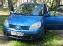 Подержанный Renault Scenic, синий металлик, цена 290 000 руб. в Смоленской области, отличное состояние
