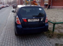 Подержанный Suzuki Liana, синий металлик, цена 350 000 руб. в ао. Ханты-Мансийском Автономном округе - Югре, хорошее состояние