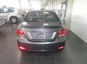 Подержанный Hyundai Solaris, серый, 2016 года выпуска, цена 650 000 руб. в Уфе, автосалон УФА МОТОРС