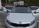 Подержанный Kia K5, серебряный , цена 750 000 руб. в Крыму, отличное состояние