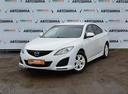 Подержанный Mazda 6, белый, 2010 года выпуска, цена 545 000 руб. в Калуге, автосалон Мега Авто Калуга