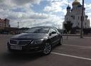 Подержанный Volkswagen Passat CC, серый перламутр, цена 900 000 руб. в Воронежской области, отличное состояние