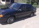 Подержанный ВАЗ (Lada) 2115, черный , цена 90 000 руб. в Саратове, хорошее состояние
