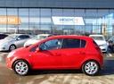 Подержанный Opel Corsa, красный, 2008 года выпуска, цена 350 000 руб. в Ростове-на-Дону, автосалон МОДУС ПЛЮС Ростов-на-Дону