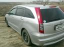 Подержанный Honda Stream, серебряный , цена 530 000 руб. в Иркутской области, хорошее состояние