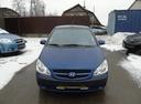 Подержанный Hyundai Getz, синий, 2008 года выпуска, цена 285 000 руб. в Нижнем Новгороде, автосалон