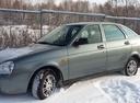 Подержанный ВАЗ (Lada) Priora, бирюзовый металлик, цена 200 150 руб. в Челябинской области, отличное состояние