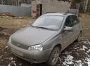 Подержанный ВАЗ (Lada) Kalina, серый , цена 180 000 руб. в Челябинской области, хорошее состояние