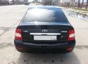 Подержанный ВАЗ (Lada) Priora, черный , цена 220 000 руб. в Томской области, хорошее состояние