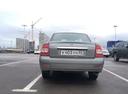Подержанный ВАЗ (Lada) Priora, серый, 2008 года выпуска, цена 135 000 руб. в Самаре, автосалон Авто-Брокер на Антонова-Овсеенко