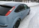 Подержанный Ford Focus, голубой , цена 255 000 руб. в Костромской области, хорошее состояние