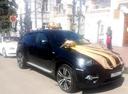 Подержанный BMW X6, черный металлик, цена 1 100 000 руб. в Ульяновске, отличное состояние