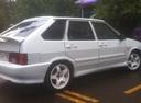 Подержанный ВАЗ (Lada) 2114, белый , цена 165 000 руб. в республике Татарстане, отличное состояние