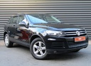 Подержанный Volkswagen Touareg, черный, 2013 года выпуска, цена 1 812 600 руб. в Санкт-Петербурге, автосалон