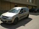 Подержанный ВАЗ (Lada) Largus, бронзовый , цена 390 000 руб. в Тверской области, отличное состояние