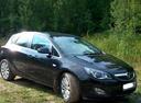 Авто Opel Astra, , 2011 года выпуска, цена 580 000 руб., Нефтеюганск