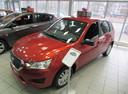 Подержанный Datsun mi-Do, оранжевый, 2016 года выпуска, цена 466 000 руб. в Ростове-на-Дону, автосалон