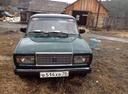Авто ВАЗ (Lada) 2107, , 1999 года выпуска, цена 60 000 руб., Томск