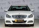 Подержанный Mercedes-Benz C-Класс, белый, 2011 года выпуска, цена 1 050 000 руб. в Екатеринбурге, автосалон
