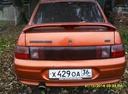 Подержанный ВАЗ (Lada) 2110, оранжевый металлик, цена 70 000 руб. в Воронежской области, среднее состояние