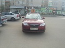 Подержанный Hyundai Elantra, бордовый , цена 330 000 руб. в Нижнем Новгороде, отличное состояние