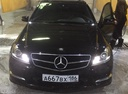 Авто Mercedes-Benz C-Класс, , 2013 года выпуска, цена 1 270 000 руб., Сургут