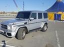Подержанный Mercedes-Benz G-Класс, серебряный металлик, цена 2 400 000 руб. в ао. Ханты-Мансийском Автономном округе - Югре, отличное состояние