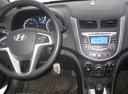 Подержанный Hyundai Solaris, черный , цена 500 000 руб. в республике Татарстане, хорошее состояние