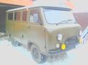 Подержанный УАЗ 2206, зеленый матовый, цена 235 000 руб. в республике Татарстане, отличное состояние
