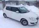 Авто Skoda Fabia, , 2011 года выпуска, цена 280 000 руб., Таштагол