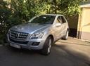 Подержанный Mercedes-Benz M-Класс, серебряный металлик, цена 1 700 000 руб. в Твери, отличное состояние