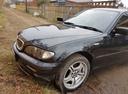 Подержанный BMW 3 серия, черный , цена 400 000 руб. в Иркутской области, среднее состояние