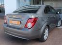 Подержанный Chevrolet Aveo, серый, 2012 года выпуска, цена 385 000 руб. в Екатеринбурге, автосалон Автобан-Запад