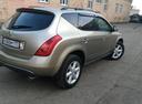 Подержанный Nissan Murano, золотой металлик, цена 600 000 руб. в Смоленской области, отличное состояние