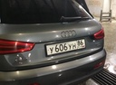 Подержанный Audi Q3, серый , цена 1 380 000 руб. в ао. Ханты-Мансийском Автономном округе - Югре, хорошее состояние