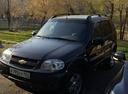 Подержанный Chevrolet Niva, коричневый , цена 395 000 руб. в Челябинской области, хорошее состояние