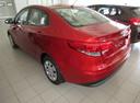 Подержанный Kia Rio, красный, 2016 года выпуска, цена 658 000 руб. в Ростове-на-Дону, автосалон