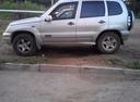 Подержанный Chevrolet Niva, серебряный , цена 185 000 руб. в Смоленской области, хорошее состояние