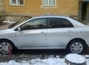 Подержанный Toyota Corolla, серебряный , цена 400 000 руб. в Челябинской области, отличное состояние